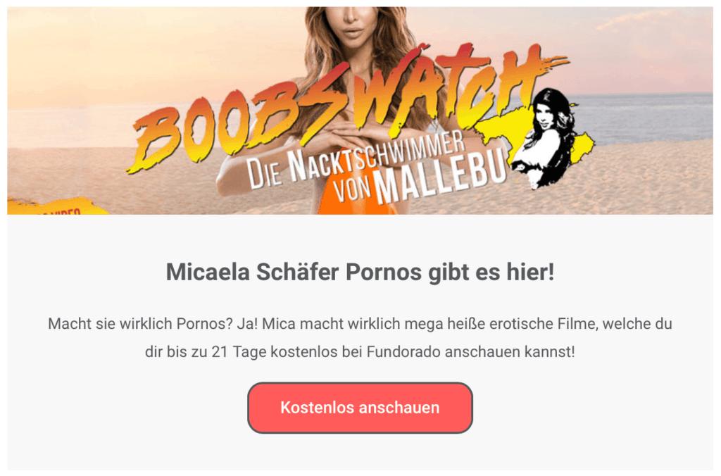 Micaela Schäfer Porno